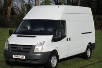 Ford Transit 350 High Roof LWB 115bhp 6 speed - VAT INCLUDED