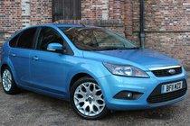 Ford Focus Zetec 1.6 TDCi 109 (DPF) S5