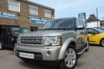 Land Rover Discovery TDV6 XS