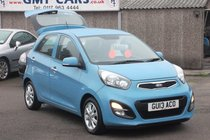 Kia Picanto 1.0 2 ONE OWNER 52,000 MILES SERVICE HISTORY