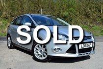Ford Focus Titanium 1.6 TDCi 115 PS **SOLD**