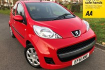 Peugeot 107 1.0 URBAN-Low Miles-New Mot-Just Serviced