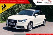 Audi A1 TDI S LINE