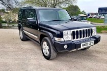 Jeep Commander V6 CRD LIMITED #7seater #4x4 #FinanceAvailable