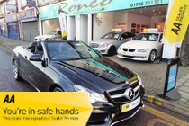 Mercedes E Class E250 CDI AMG SPORT AUTO, CONVERTIBLE, 1 FORMER KEEPER, SAT-NAV, REAR CAMERA