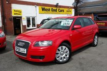 Audi A3 1.6 Sportback Special Edition