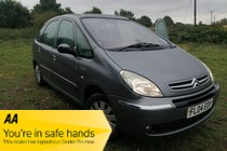 Citroen Xsara HDI EXCLUSIVE PICASSO - PART EXCHANGE TO CLEAR - NEW MOT - WARRANTY INCLUDED