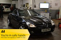 Mercedes SLK SLK 200 KOMPRESSOR -AUTOMATIC-FULL MERCEDES-BENZ SERVICE HISTORY-BEAUTIFUL INSIDE & OUT-GREAT FOR SUMMER & WINTER-SMOOTH DRIVE