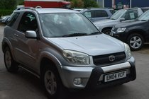 Toyota RAV4 VVT-I XT3 AUTOMATIC 3 DDOR 4X4 * LEATHER *