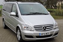 Mercedes Viano CDI BLUEEFFICIENCY AMBIENTE