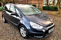 Ford S-Max ZETEC TDCI #7Seater #FinanceAvailable