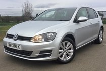 Volkswagen Golf SE TDI BLUEMOTION TECHNOLOGY DSG
