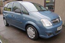 Vauxhall Meriva Life 1.4i 16V, MOT 07/10/18, SERVICED, WARRANTIED & AA