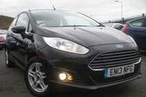 Ford Fiesta Zetec 1.0T EcoBoost, Start/Stop Function