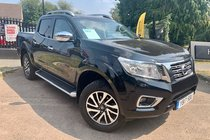 Nissan Navara DCI TEKNA 4X4 SHR DOUBLE CAB MANUAL + MOUNTAIN TOP/ CARGO LINER