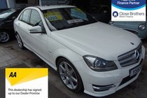 Mercedes C Class C220 CDI BLUEEFFICIENCY SPORT