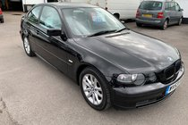 BMW 3 SERIES 316Ti ES