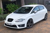 SEAT Leon TDI CR FR PLUS