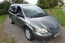 Chrysler Voyager CRD EXECUTIVE