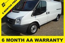 Ford Transit 300 MWB LR P/V 6 MONTH WARRANTY-12 MONTH MOT-12 MONTH SERVICE-12 MONTH AA COVER
