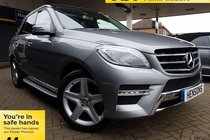 Mercedes M Class ML250 BLUETEC AMG LINE PREMIUM