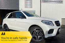 Mercedes GLE CLASS GLE 350 D 4MATIC AMG LINE PREMIUM PLUS