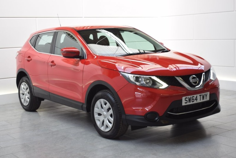 nissan qashqai 1 2 dig t visia 5dr rdm direct. Black Bedroom Furniture Sets. Home Design Ideas
