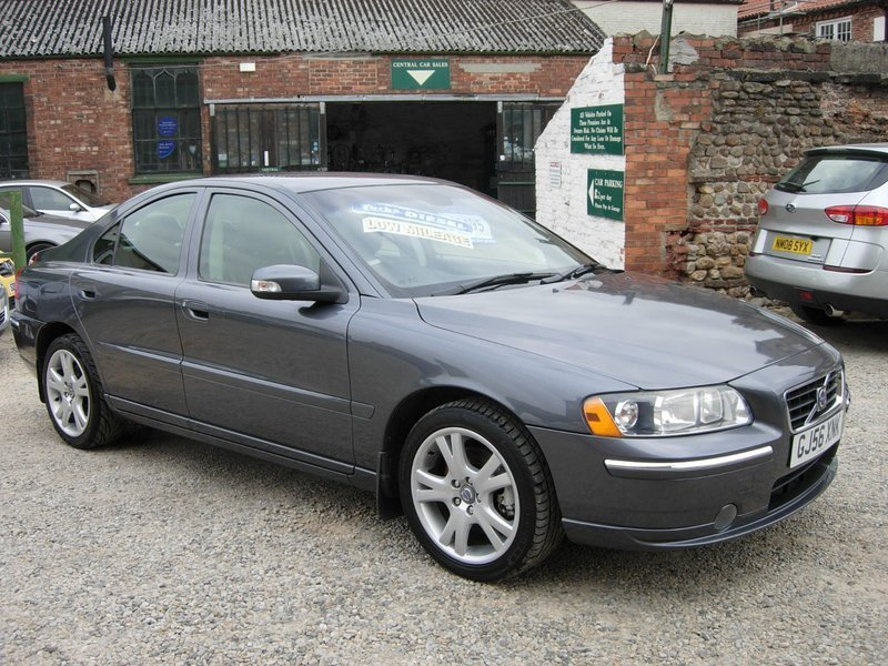 volvo s60 d5 se 185bhp central car sales northallerton. Black Bedroom Furniture Sets. Home Design Ideas