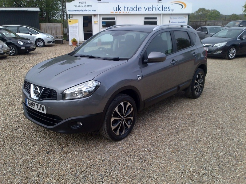 Nissan qashqai 1 5 dci n tec uk trade vehicles ltd - Nissan uk head office telephone number ...