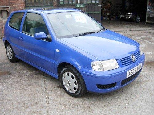 Volkswagen Polo 1.4 MATCH