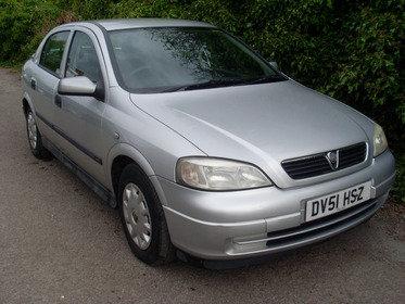 Vauxhall Astra 1.7DTI 16V ECO4 LS