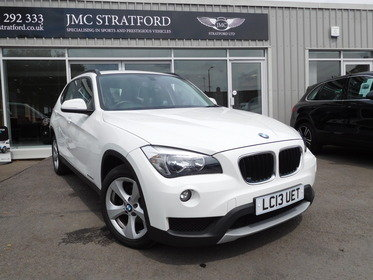BMW X1 2.0 sDrive20d EfficientDYNAMICS - Quick And Easy Finance 6.9% APR