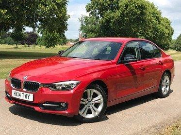 BMW 3 SERIES 2.0 316d SPORT