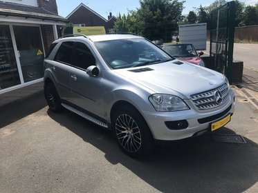 Mercedes M Class ML 280 CDI EDITION S