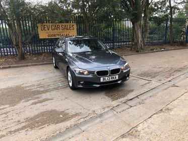 BMW 3 SERIES 2.0 318d SE (s/s) 4dr