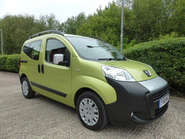 Peugeot Bipper 1.3 HDI 75 OUTDOOR TEPEE