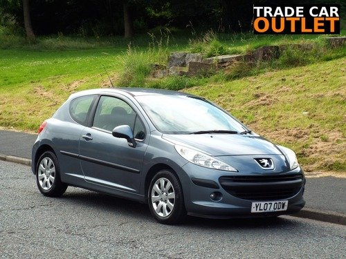 Peugeot 207 1.4 HDI 70 S+ NEW MOT