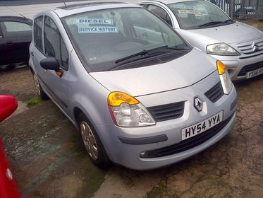 Renault Modus 1.5 DCI EXPRESSION 65HP