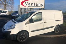 Citroen Dispatch 1200 L1H1 SWB P/V HDI 120