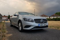 Mercedes A Class A180 BLUEEFFICIENCY SE