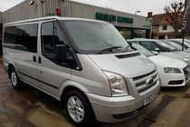 Ford Transit 280 LIMITED TOURNEO LR 9 STR