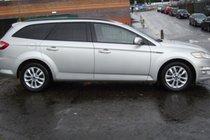 Ford Mondeo 2.0 TDCI ZETEC 163 PS BHP 5 DR ESTATE CAR FACELIFT MODEL