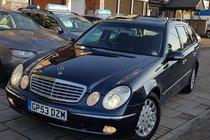 Mercedes E Class E 320 CDI ELEGANCE EU4*FULL SERVICE HISTORY*1 OWNER*LONG MOT*