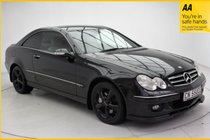 Mercedes CLK CLK320 CDI AVANTGARDE