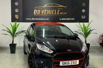 Ford Fiesta ZETEC S BLACK EDITION