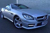 Mercedes SLK SLK200 BLUEEFFICIENCY AMG SPORT ED125