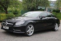 Mercedes CLS CLS350 CDI BLUEEFFICIENCY AMG SPORT