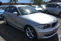 BMW 1 SERIES 118d SPORT, LOW MILEAGE, £30 ROAD TAX