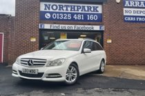 Mercedes C Class C220 CDI BLUEEFFICIENCY EXECUTIVE SE - BUY NO DEPOSIT FROM £48 A WEEK T&C APPLy