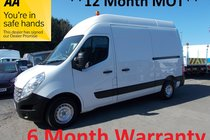 Renault Master MH35 DCI H/R P/V